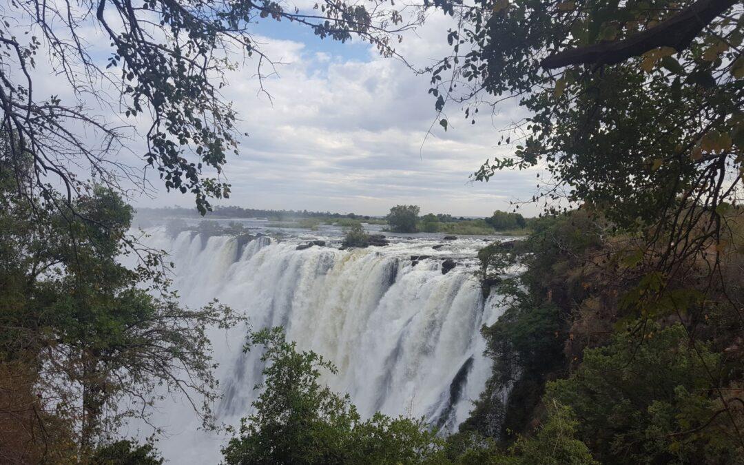 Zambia (Cascada Victoria)