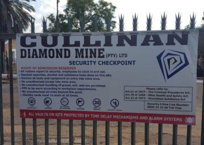 Cullinan - Mina de diamante