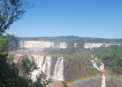 Cascadele de pe Iguazú