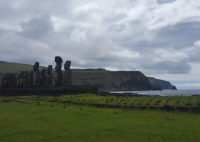 Figurine Moai
