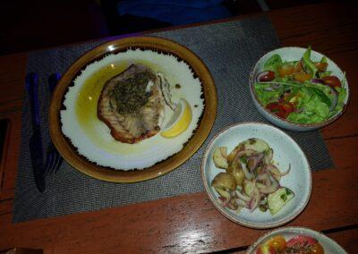 Bucătărie locală