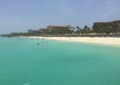 Plaje cu nisip alb